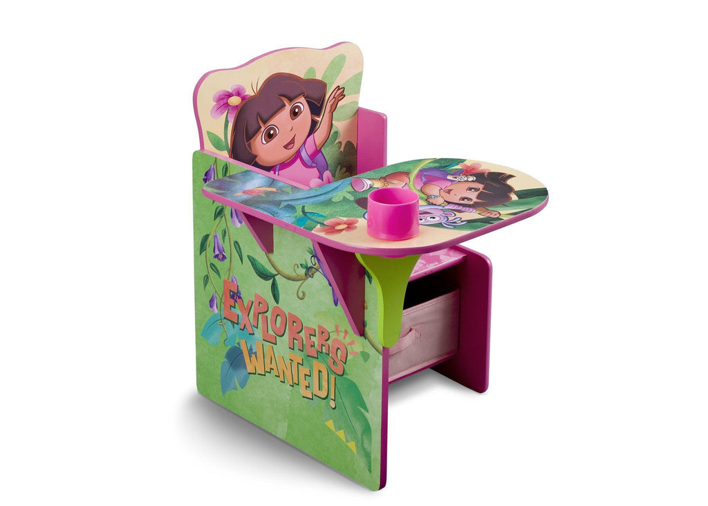 dora chair desk with storage bin delta children rh deltachildren com doro charger dora characters