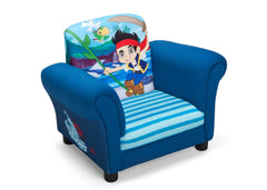 Delta Children Style 1 Jake and the Neverland Pirates Upholstered Recliner Chair, Right View a1a