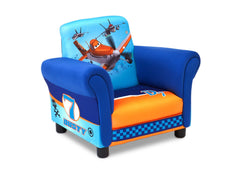 Delta Children Style 1 Planes Upholstered Chair, Right View a1a