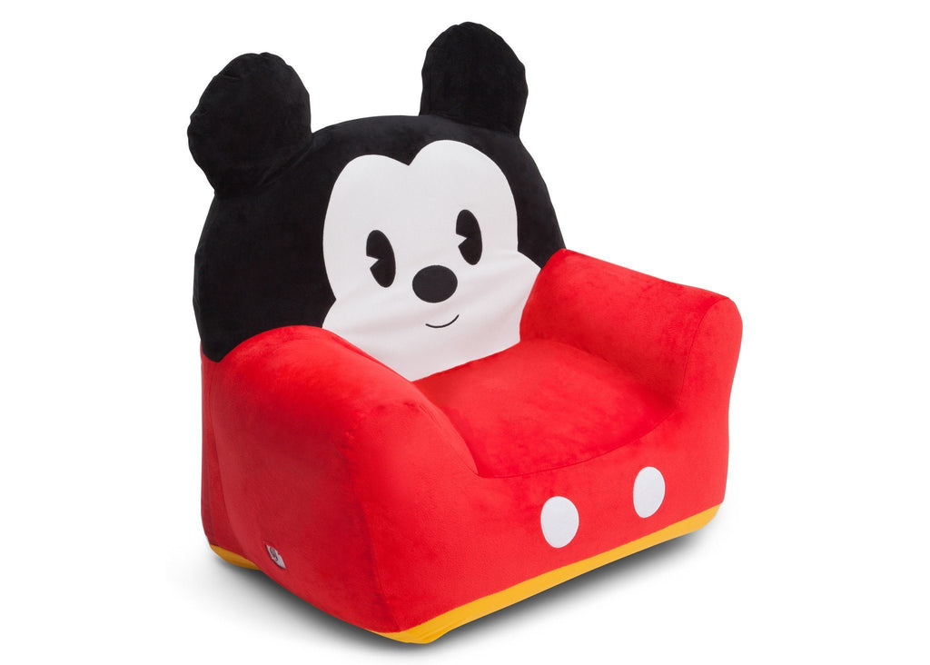 Delta Children Mickey Club Chair Right Side View A1a