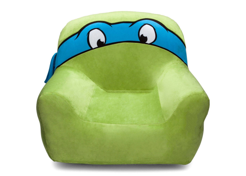 Delta Children Teenage Mutant Ninja Turtles Club Chair Front View a3a