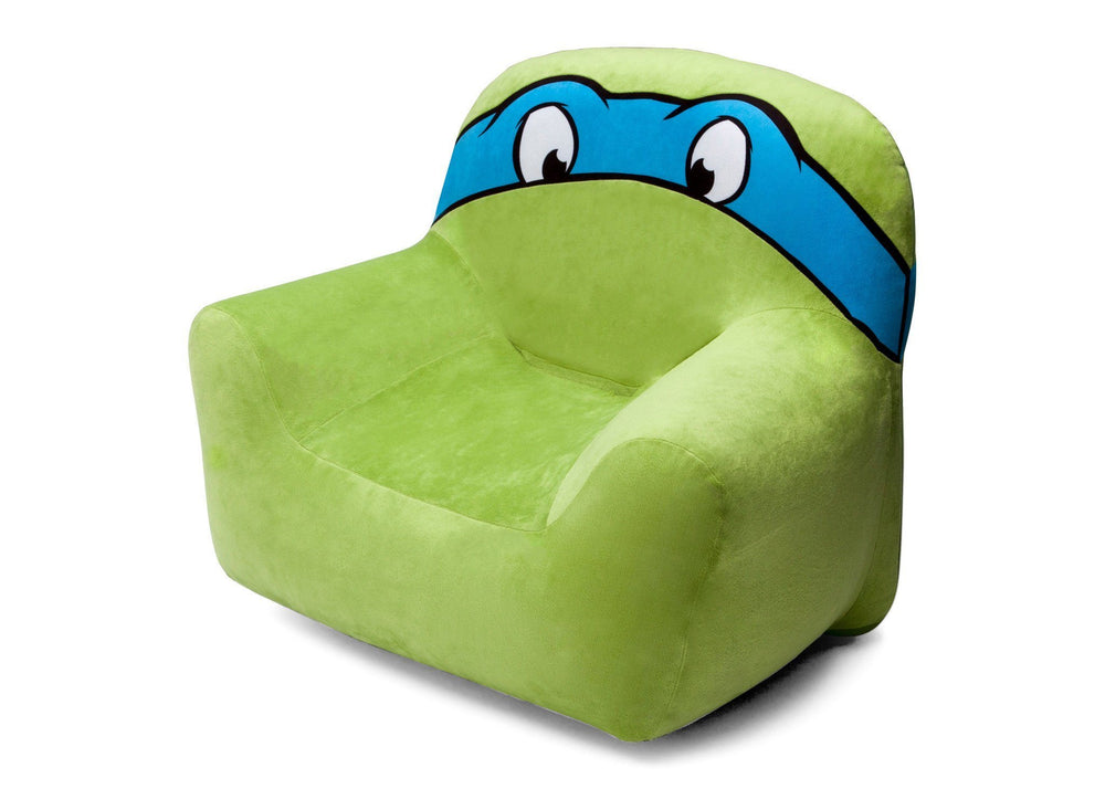 Delta Children Teenage Mutant Ninja Turtles Club Chair Left Side View a2a