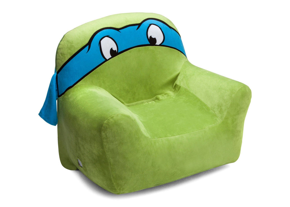 Delta Children Teenage Mutant Ninja Turtles Club Chair Right Side View a1a