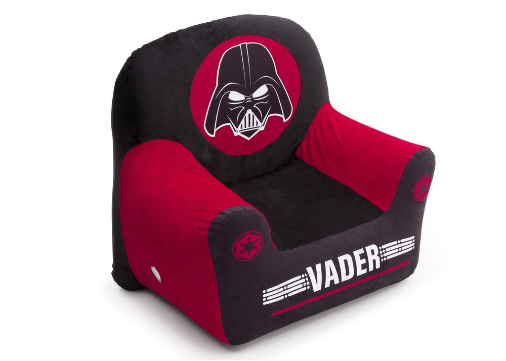 Delta Children Star Wars Club Chair, Darth Vader, Right View a2a