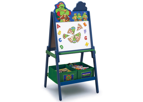 Teenage Mutant Ninja Turtles Wooden Double Sided Activity