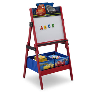Delta Children Cars (1014) Activity Easel, Right Angle, a1a