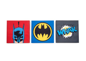 Delta Children Batman (1200) Wall Art Set (TR80047BT) Wall Art Images, a2a