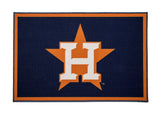 Delta Children Houston Astros (1249) Soft Area Rug with Non-Slip Backing (TR9812HOU, Silo, a2a