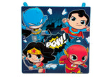 Delta Children Style 1 Super Friends (Batman | Superman | Wonder Woman | The Flash) Kids Chair Set and Table Table Top View a6a
