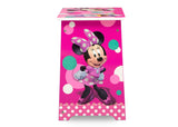 Delta Children Minnie Mouse Kids Wood Desk and Chair Set, Minnie Side View