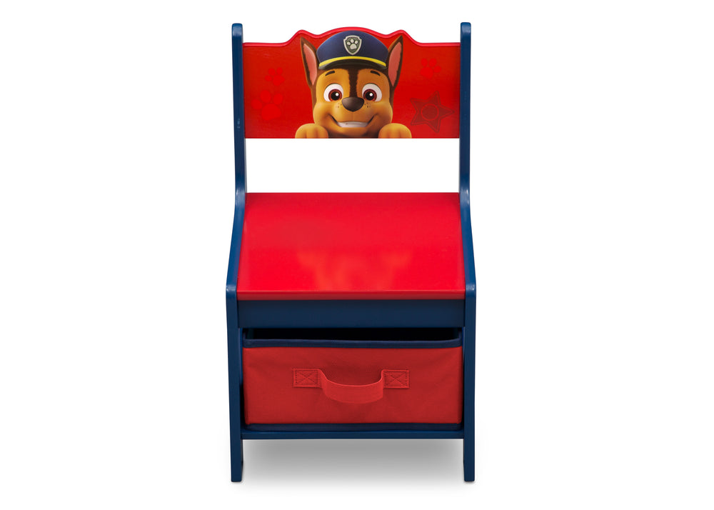Delta Children PAW Patrol Kids Wood Desk and Chair Set, Chair View