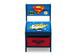 Delta Children Super Friends Kids Wood Desk and Chair Set, Chair View