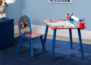 PAW Patrol Art Desk with Paper Roll