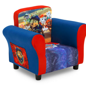 Delta Children PAW Patrol Upholstered Chair, Right view a1a
