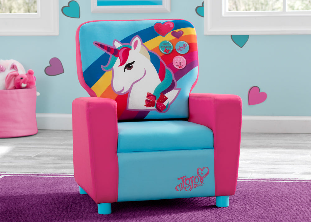Wonder Woman Upholstered Chair Delta Children