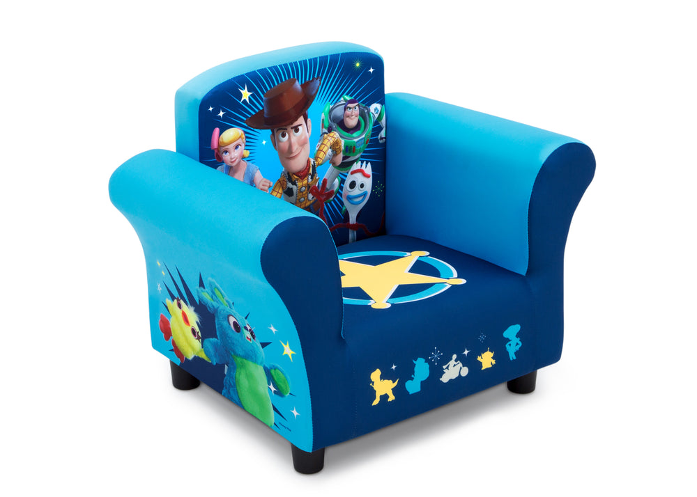 Disney/Pixar Toy Story 4 Kids Upholstered Chair, Right Silo View
