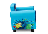 Disney/Pixar Toy Story 4 Kids Upholstered Chair, Right Side View