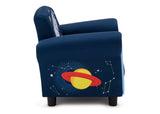 Delta Children Space Adventures (1223) Kids Upholstered Chair, Right Side View