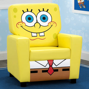 SpongeBob SquarePants High Back Upholstered Chair