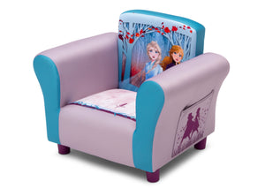 Delta Children Frozen 2 (1097) Upholstered Chair, Left Silo View