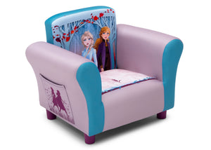 Delta Children Frozen 2 (1097) Upholstered Chair, Right Silo View