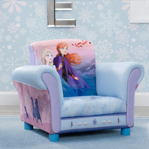Delta Children Frozen II (1098) Upholstered Chair, Hangtag View Frozen(1098)
