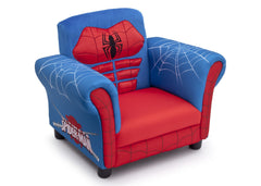 Delta Children Marvel Spider-Man Figural Chair Right Side View a1a