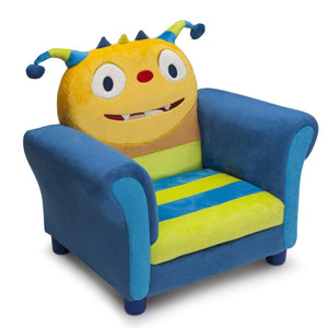 Henry Hugglemonster Figural Upholstered Chair Delta Children Right View a1a