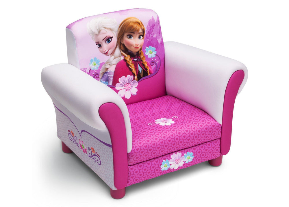 Delta Children Frozen Upholstered Chair Style-1 Right Side View Style 2 b1b