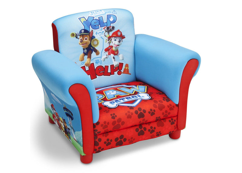 Paw Patrol Kids Toy Organizer Bin Children S Storage Box: PAW Patrol Deluxe Toddler Bed