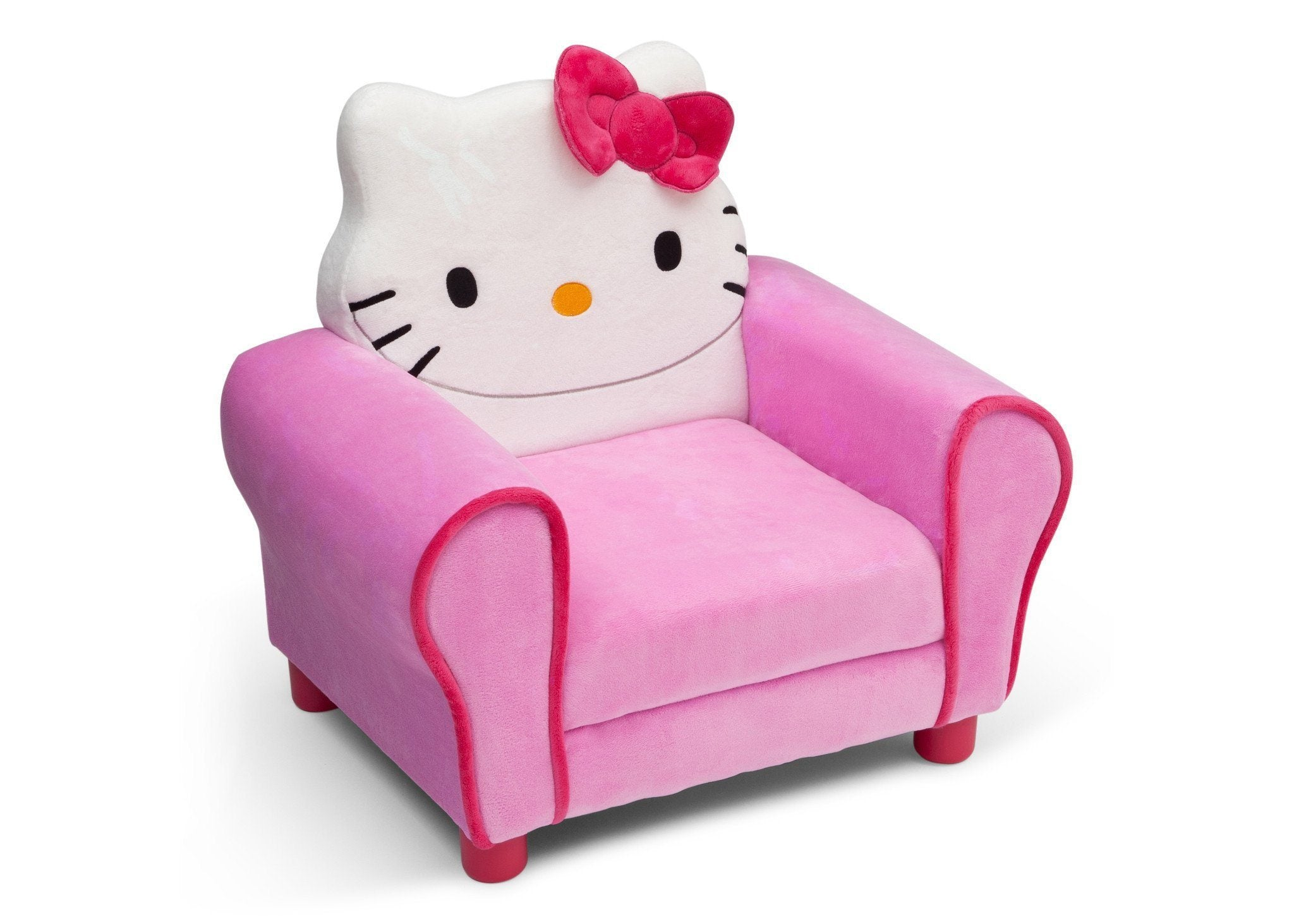 Delta Children Hello Kitty Upholstered Chair, Right View A1a ...