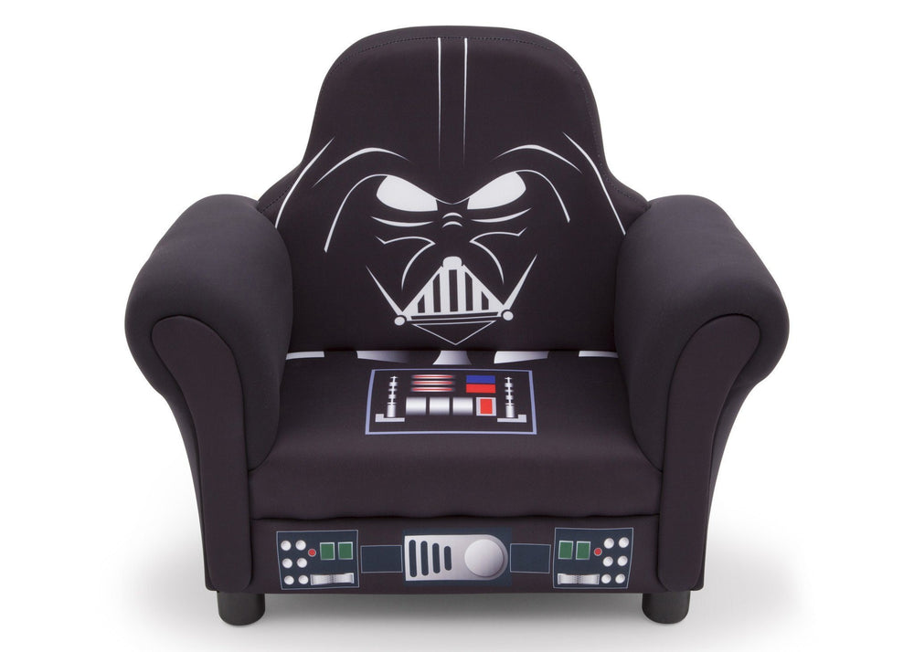 Delta Children Star Wars Deluxe Upholstered Chair, Front View