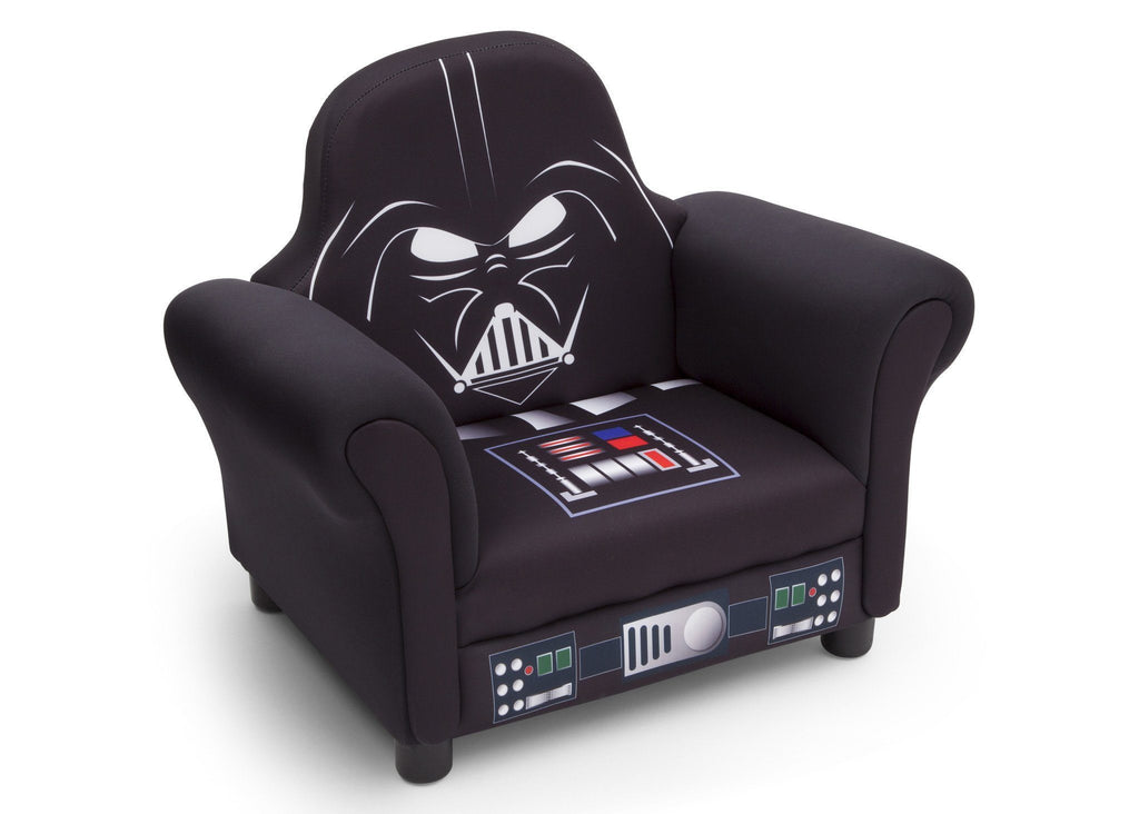 Delta Children Star Wars Deluxe Upholstered Chair, Right View a2a