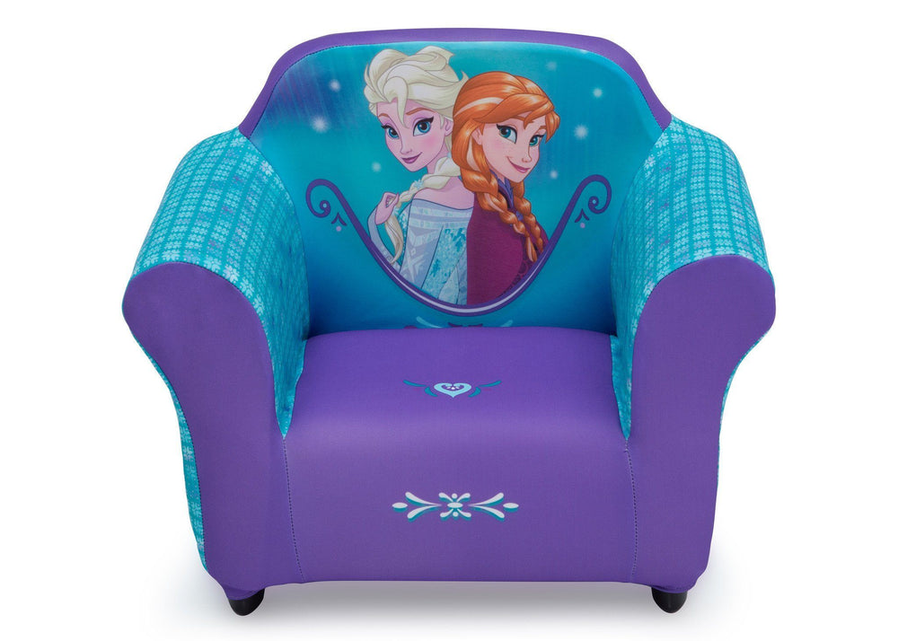 Delta Children Frozen Upholstered Chair, Front View