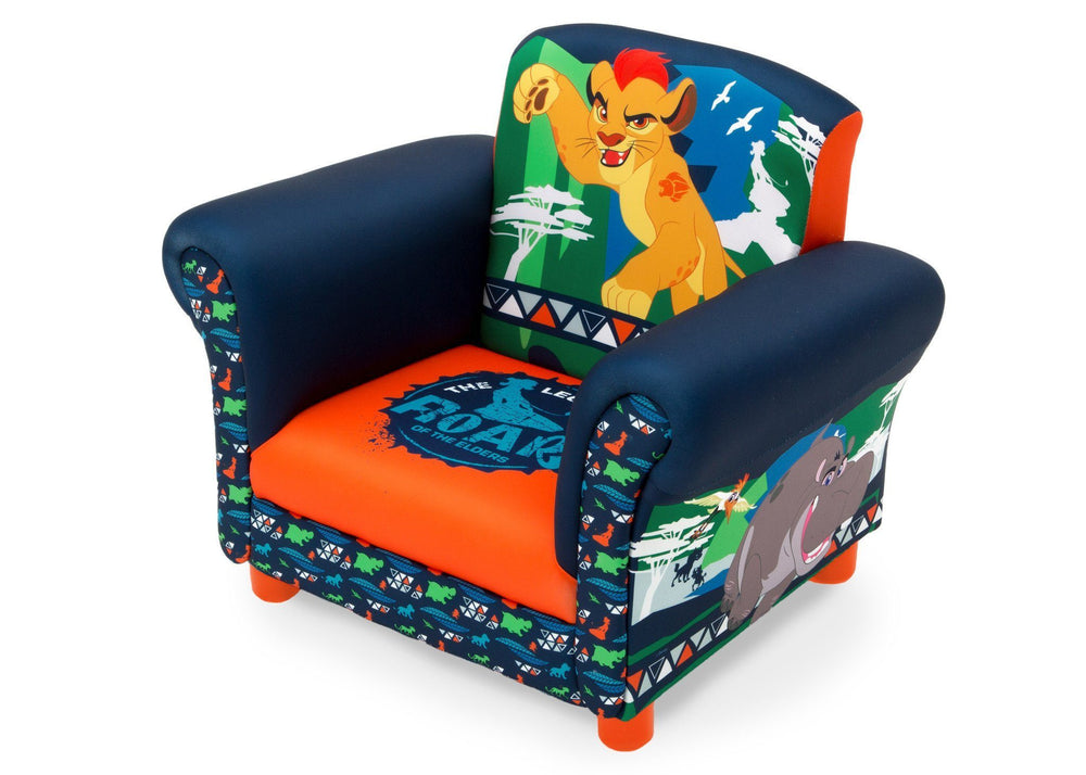 The Lion Guard Upholstered Chair Delta Children