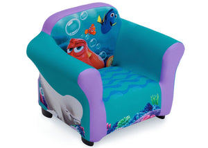Delta Children Disney/Pixar Finding Dory Upholstered Chair, Right View a1a
