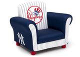 Delta Children New York Yankees Upholstered Chair, Right view a1a