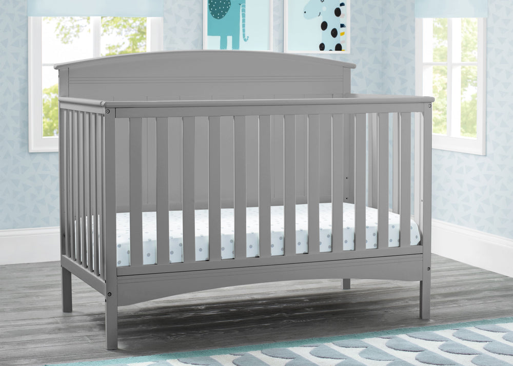 Archer Deluxe 6-in-1 Convertible Crib
