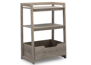 Delta Children Crafted Limestone (1334) Gateway Small Laddershelf (W101452), Right Facing Silo, d2d