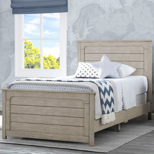 Harvest Farmhouse Twin Bed