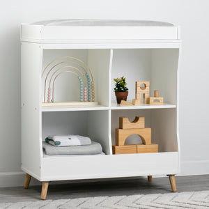 Essex Changing Table/Bookcase