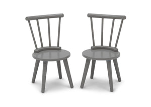 Homestead 2-Piece Chair Set, Grey (026)