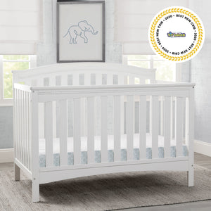 Waverley 6 in 1 Convertible Crib Bianca White 130