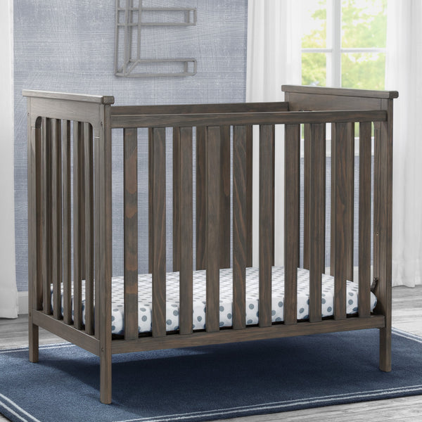 Monterey Mini Crib With Mattress Delta Children