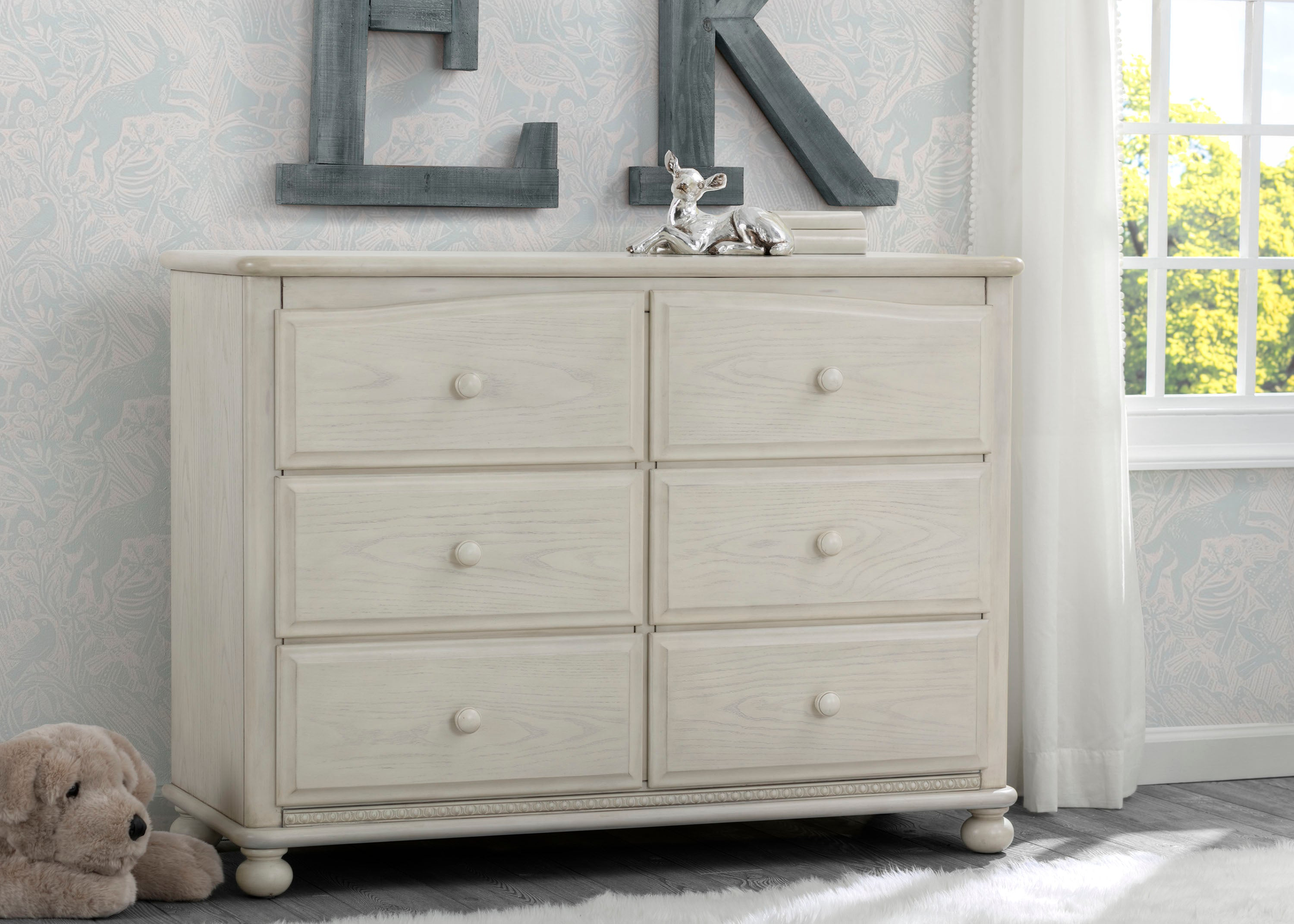 nickel with front hardware ifs item products drawer street dresser number blc aspenhome