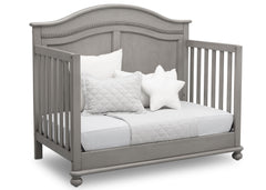 Simmons Kids Storm (161) Bedford 4-in-1 Convertible Crib (W337150), Day bed, b5b