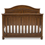 Bedford 4-in-1 Convertible Crib (Antique Chestnut)