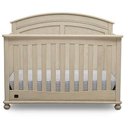 Ainsworth 4-in-1 Convertible Crib (Antique White)