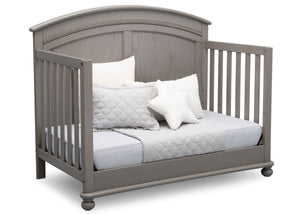 Simmons Kids Storm (161) Ainsworth 4-in-1 Convertible Crib (W337250), Day Bed Conversion, b5b