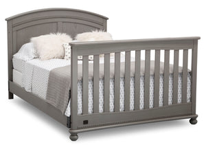 Simmons Kids Storm (161) Ainsworth 4-in-1 Convertible Crib (W337250), Full Bed Conversion, b6b